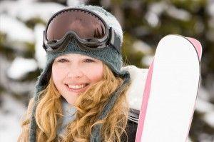 piel sensible en invierno