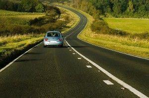 piel sensible viajar en coche
