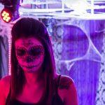 Maquillaje de Halloween apto para pieles sensibles