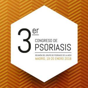 Psoriasis: 3º Congreso Nacional AEDV